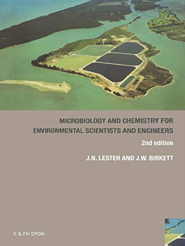 9780419226802: Microbiology and Chemistry for Enviromental Scientists and Engineers
