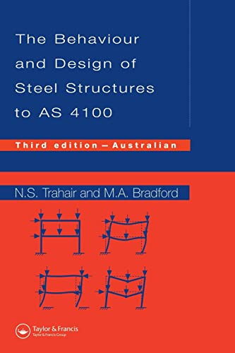 9780419229209: Behaviour and Design of Steel Structures to AS4100: Australian, Third Edition