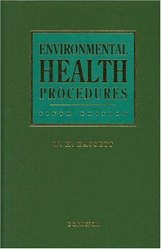 9780419229704: Environmental Health Procedures