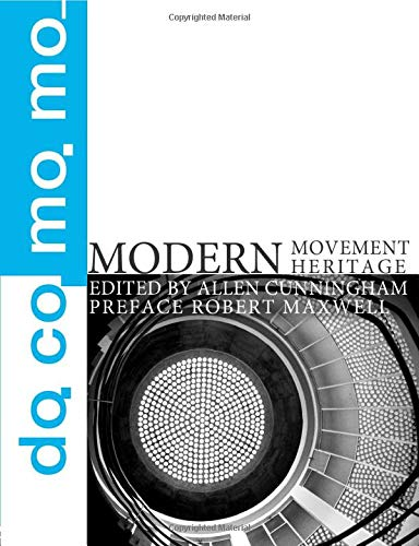 9780419232308: Modern Movement Heritage