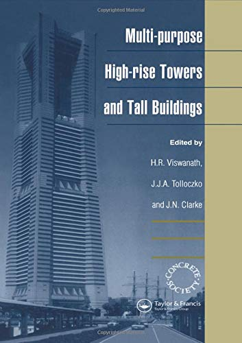 9780419233008: Multi-purpose High-rise Towers and Tall Buildings