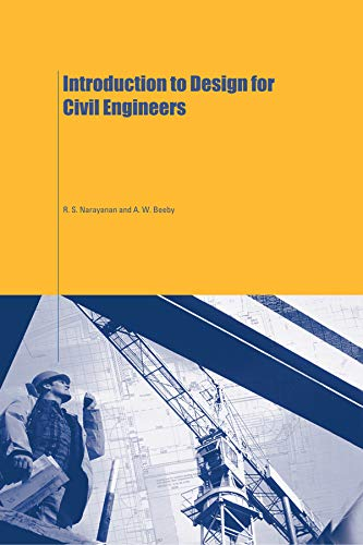 9780419235507: Introduction to Design for Civil Engineers
