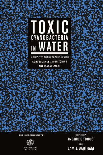 9780419239307: Toxic Cyanobacteria in Water: A Guide to Their Public Health Consequences, Monitoring and Management: A Guide to Public Health Consequences and Their Management in Water Resouces and Their Supplies