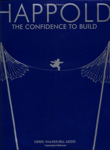 9780419240600: Happold: The Confidence to Build