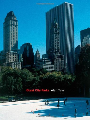 9780419244202: Great City Parks