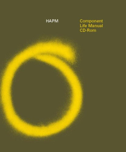 9780419249108: HAPM Component Life Manual on CD-ROM