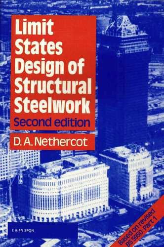 9780419249702: Limit States Design Of Structural Steelwork