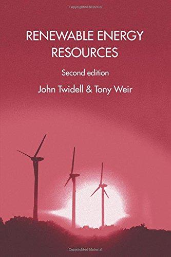 9780419253303: Renewable Energy Resources