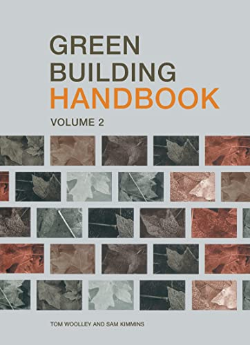 9780419253808: Green Building Handbook: Volume 2: A Guide to Building Products and their Impact on the Environment