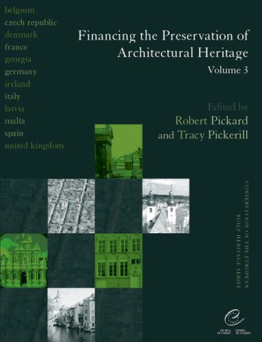 9780419256700: Financing the Preservation of the Architectural Heritage