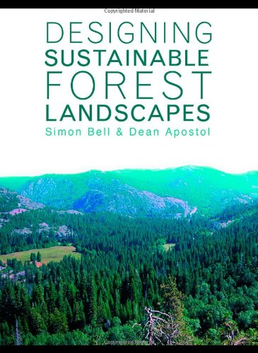 9780419256809: Designing Sustainable Forest Landscapes