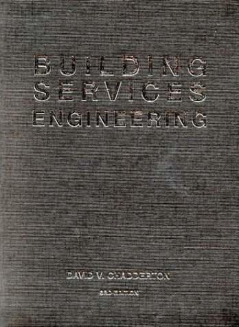 9780419257301: Building Services Engineering