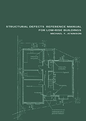 9780419257905: Structural Defects Reference Manual for Low-Rise Buildings