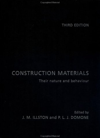 9780419258506: Construction Materials: Their Nature and Behaviour, Third Edition