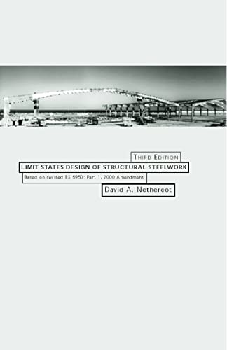 9780419260806: Limit States Design of Structural Steelwork, Third Edition