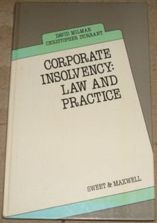 9780421365001: Corporate Insolvency: Law and Practice