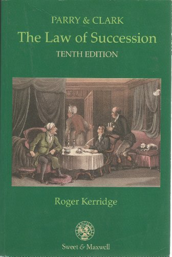 The Law of Succession: Sir David Hughes