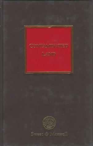 9780421509207: Contaminated Land