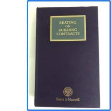 9780421525603: Keating on Building Contracts