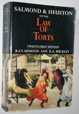 9780421533509: Salmon and Heuston on the Law of Torts