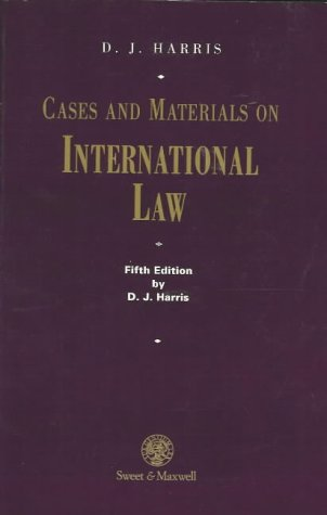 9780421534803: Cases and Materials on International Law