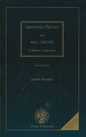 9780421542402: Drafting Trusts and Will Trusts