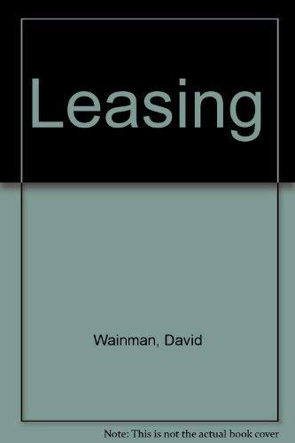 9780421543409: Leasing