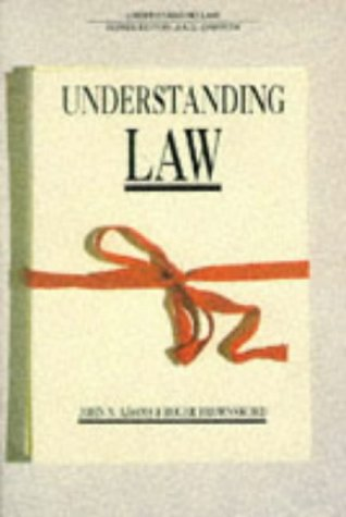 Understanding Law: Brownsword, Professor Roger,