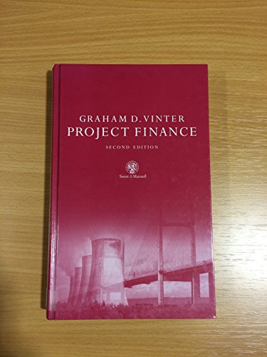 9780421575301: Project Finance: A Legal Guide