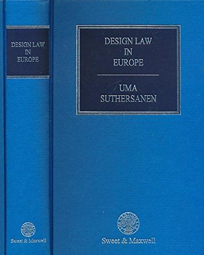 9780421576100: Design Law in the European Union