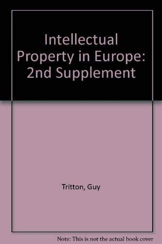 Intellectual Property In Europe