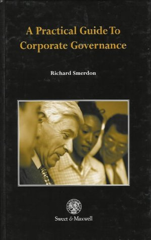 9780421618800: Corporate Governance