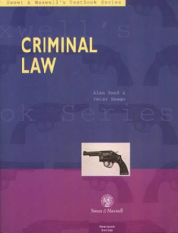9780421633001: Criminal Law (Textbook)
