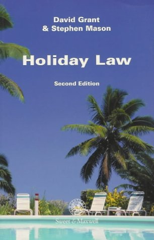 9780421635807: Holiday Law
