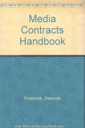 9780421661301: Media Contracts Handbook