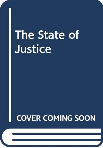 9780421729803: The State of Justice (Hamlyn Lectures)
