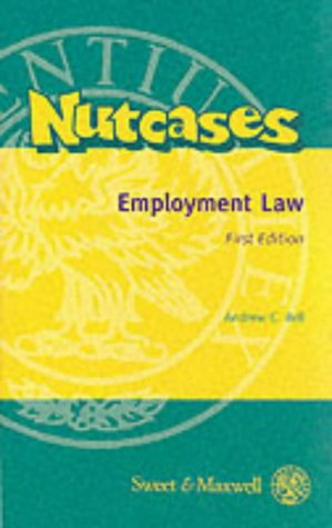 9780421743502: Employment Law (Nutcases)