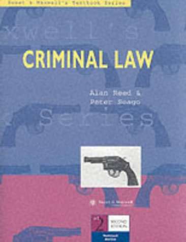 9780421768703: Criminal Law (Textbook)