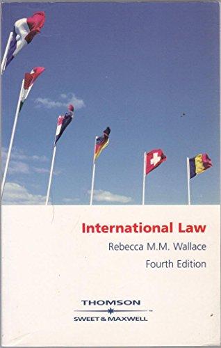 9780421768802: International Law