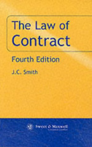 9780421781702: The Law of Contract (Fundamental Principles of Law)