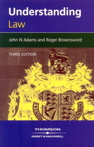Understanding Law: Adams, J.N. &
