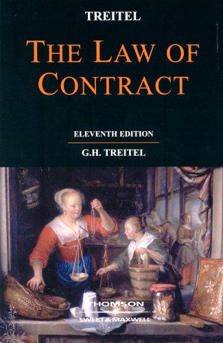 9780421788503: Treitel on the Law of Contract