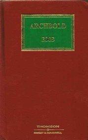 9780421790902: Archbold: Print Bundle: Criminal Pleading, Evidence and Practice
