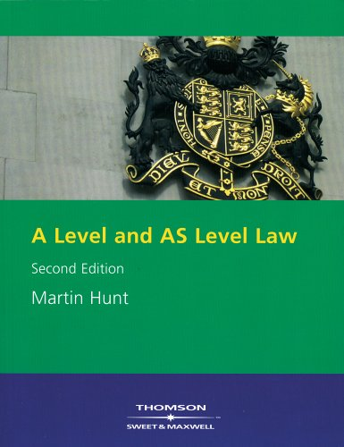 9780421798304: A Level and as Level Law (Sweet & Maxwell study guide)