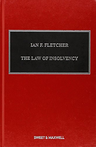 9780421902701: The Law of Insolvency