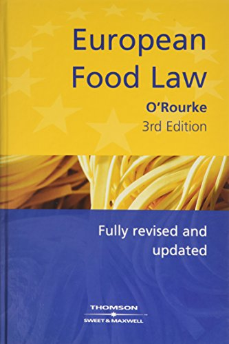 9780421902909: European Food Law