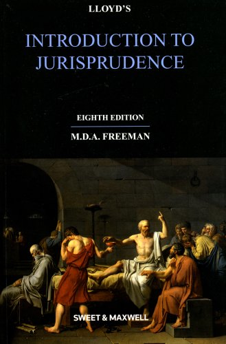 9780421907904: Lloyd's Introduction to Jurisprudence