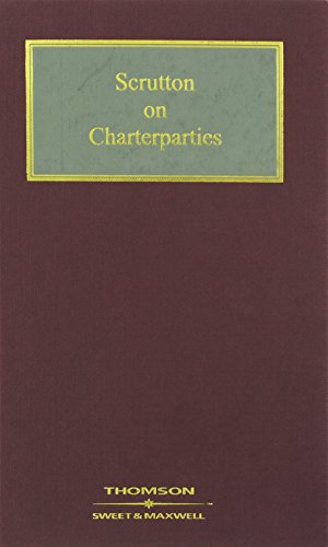 Scrutton on Charterparties and Bills of Lading: Stewart Boyd