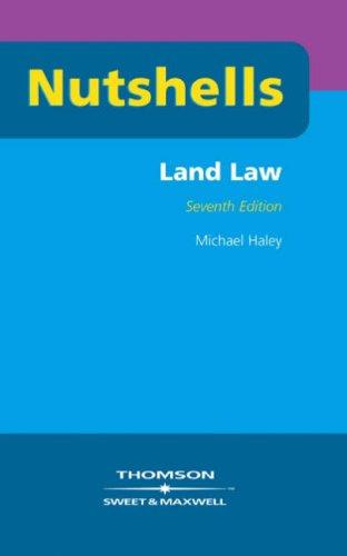 9780421959101: Nutshells Land Law