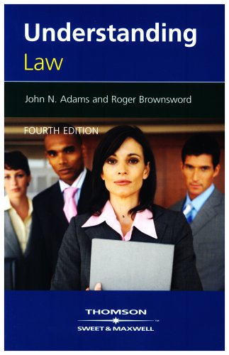 Understanding Law: Adams, John N.,